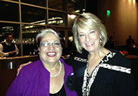Mayor Wolcott and Mayor Lopez-Rogers at National League of Cities