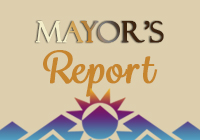 Mayor's Report icon