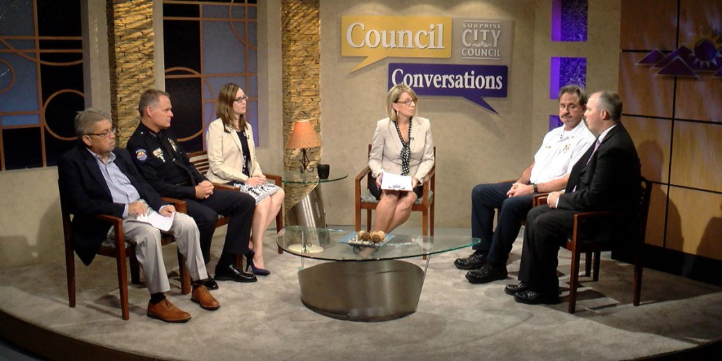 Council Conversation - Nov. 8 GO Bond Election